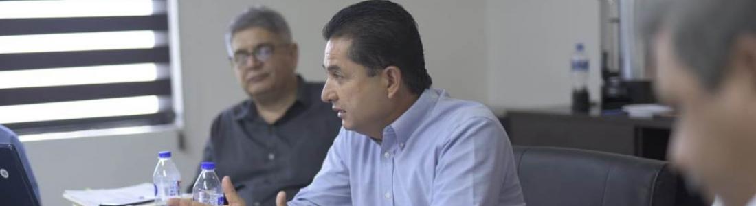 CELEBRARON REUNIÓN DEL CONSEJO DE PLANEACIÓN Y DESARROLLO URBANO.