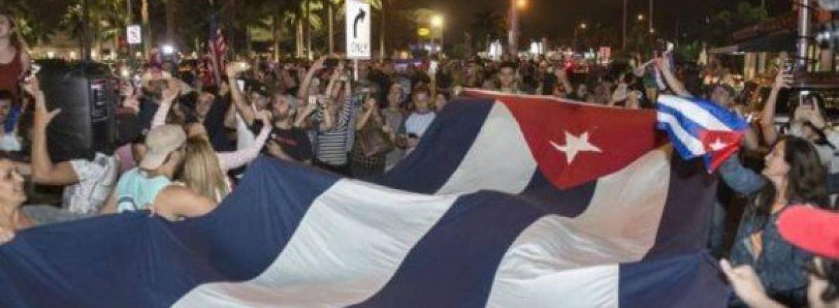 9 días de luto en Cuba por la muerte del comandante Castro