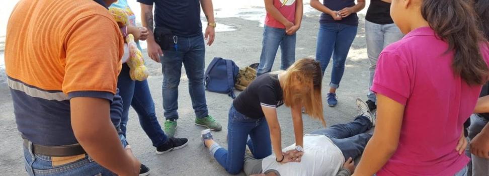 DESARROLLAN ESCUELA DE VERANO EN MATERIA DE PROTECCIÓN CIVIL.
