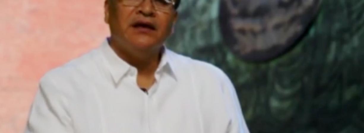 LAS ELECCIONES SE GANAN CON VOTOS LEGITIMOS : JAVIER GUERRERO