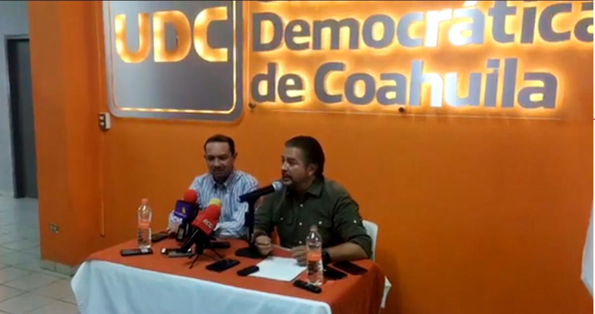 O se alinean o serán expulsados diputados de UDC y Morena