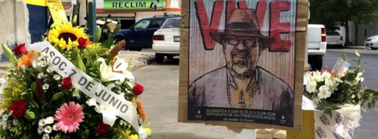 PGR ofrece recompensas por información sobre homicidas de seis periodistas