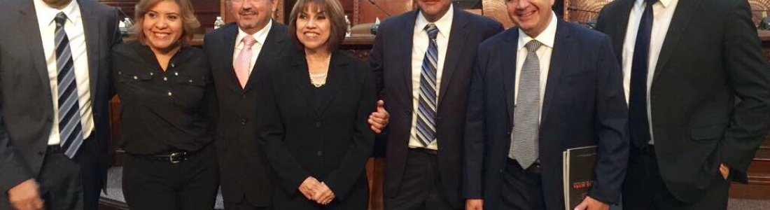 Nombre de Manuel Acuña luce en Congreso