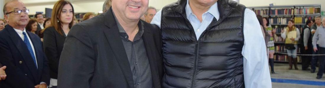 Acude el Alcalde Licenciado Gerardo García como invitado especial a presentación de libro de Javier Guerrero García