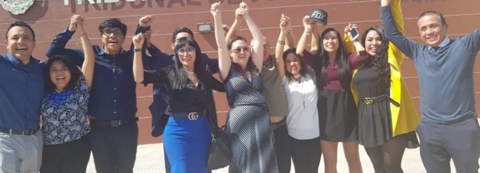 Liberan a Dafne, mujer acusada de homicidio por un aborto accidental en Querétaro