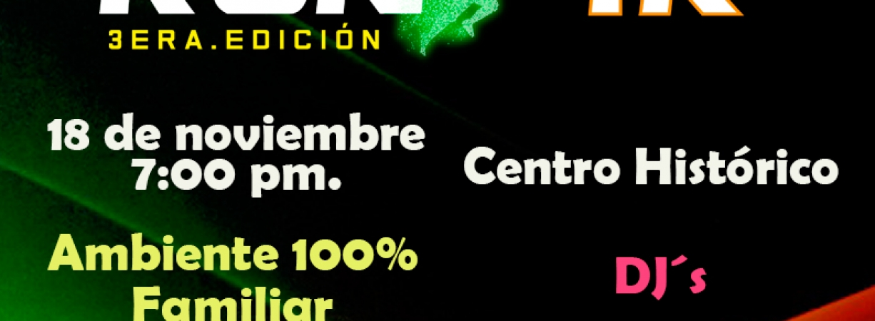 ABIERTA LA INSCRIPCIÓN PARA LA TERCERA EDICIÓN DE ELECTRIC RUN 4K