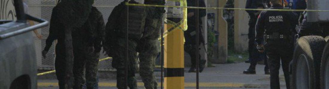 """Rotundo """"no"""" a la militarización del país"""