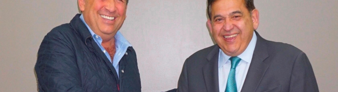 Riquelme tuvo contacto con Ancira antes de su detención