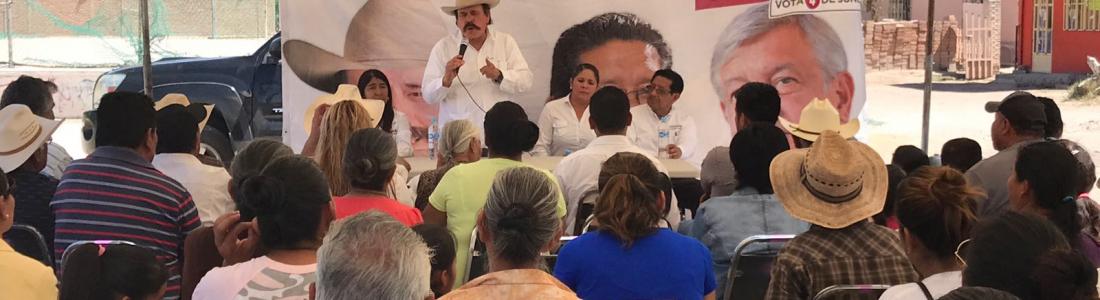 Mi Gobierno dará desarrollo al campo coahuilense: Armando Guadiana