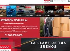 Honda afecta a empresarios coahuilenses