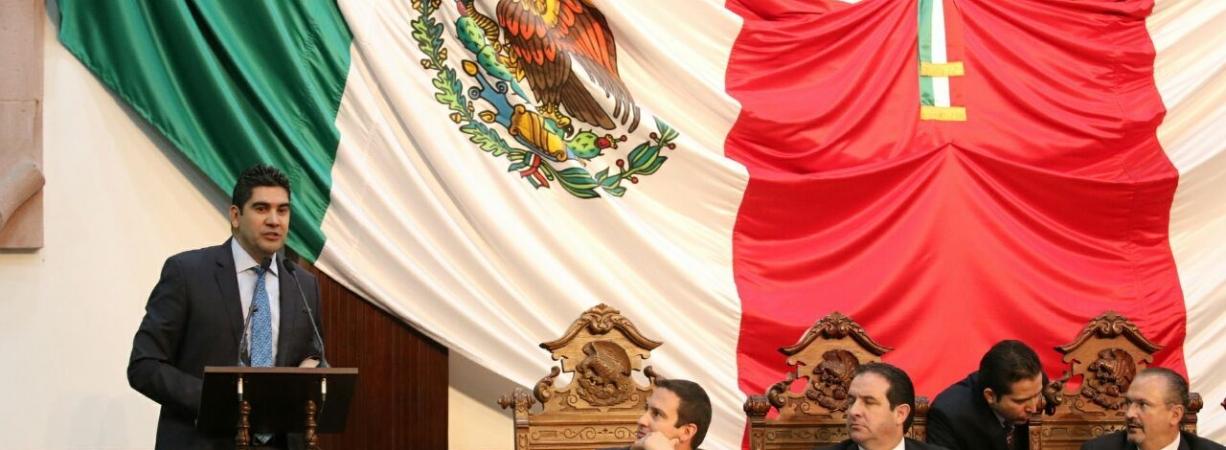 """""""Deje al gobernador, sino lo vemos en otro lugar""""; amenaza del diputado Melchor Sánchez"""