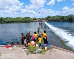 Empiezan aseguramientos de haitianos