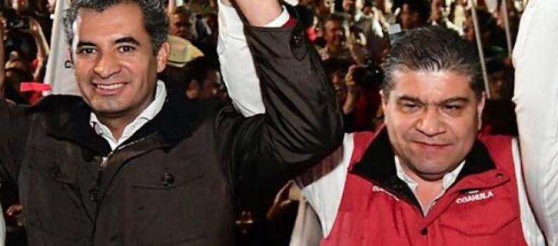 Sin sorpresas: Riquelme es candidato del PRI a la  Gubernatura