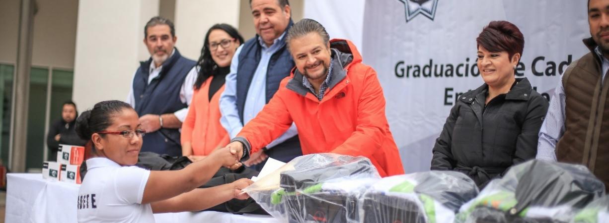 """""""HOY EN ACUÑA LA POLICÍA MUNICIPAL ESTÁ DEL LADO DE LOS CIUDADANOS Y NO DE LA DELINCUENCIA"""": LENIN PÉREZ"""