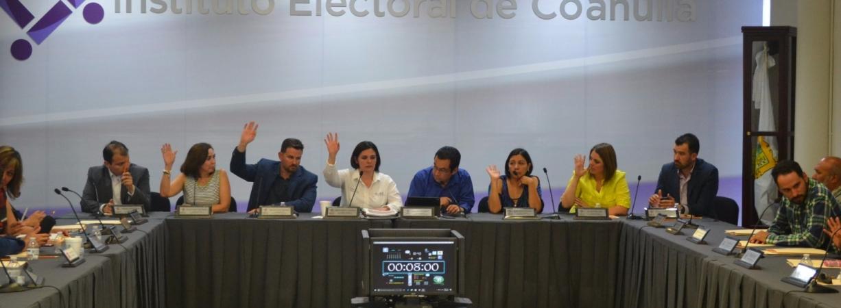 IEC dice que alianza del PRI cumple con equidad… pero