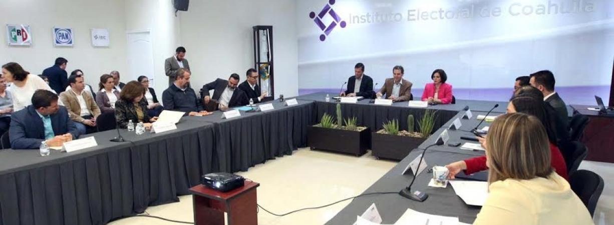 IEC no hará nuevas boletas en municipios donde sustituirán candidatos