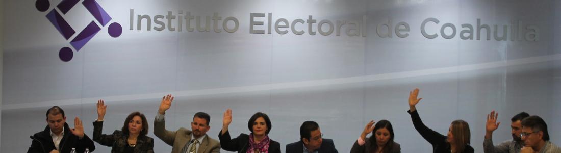 Listos 36 candidatos independientes; tres para gobernador