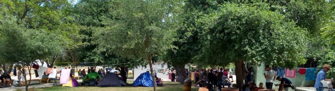 """""""Migrantes no son bienvenidos en Coahuila"""": Riquelme"""