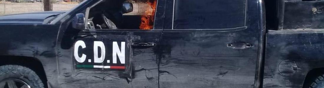 Hora y media bajo balas; mueren cuatro policías en ataque en Villa Unión