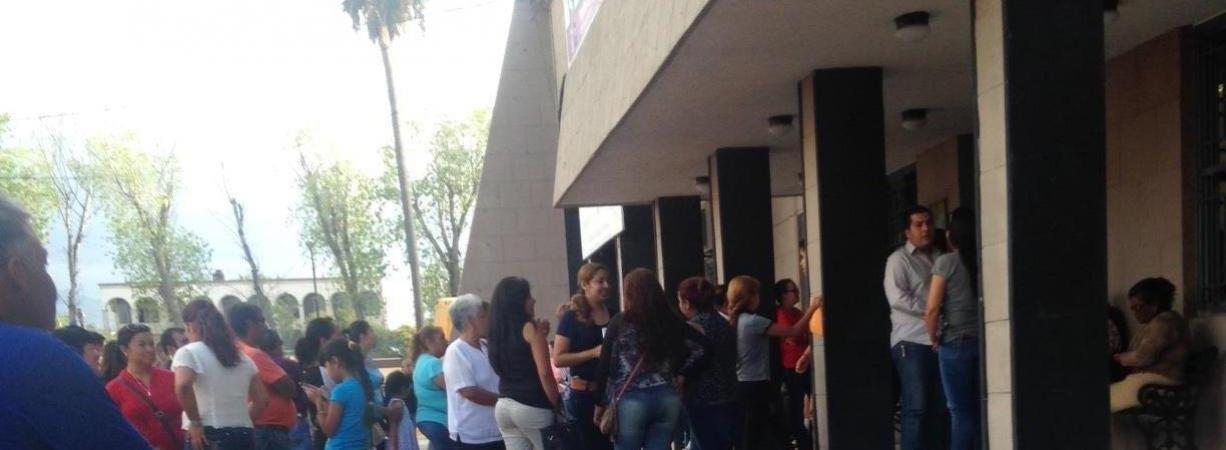 A marchas forzadas recaba PRI firmas de que no pagó a representantes de casillas