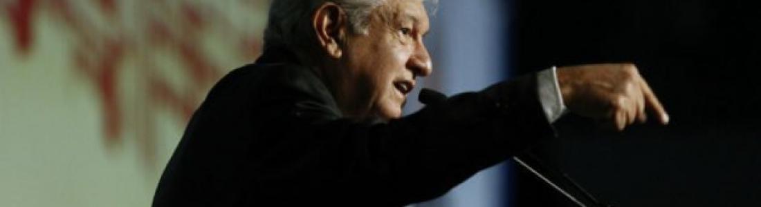 Está dividida la mafia del poder; Salinas y Diego apoyan a Anaya: AMLO