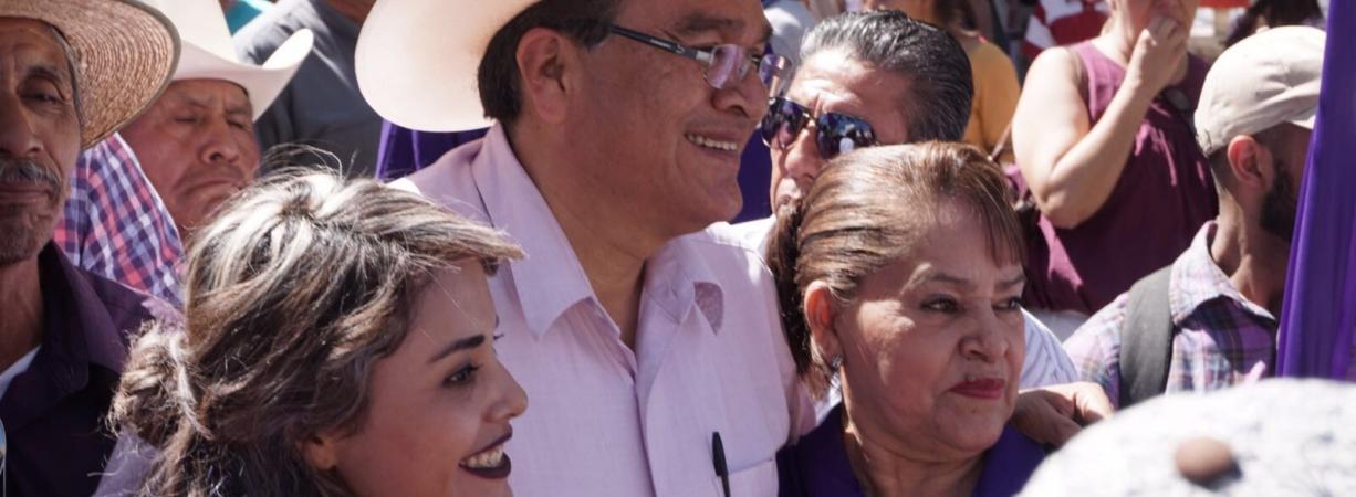 MI COMPROMISO Y CONVICCIÓN, FIEL A MI ORIGEN, ES CON LOS EJIDOS DE COAHUILA : JAVIER GUERRERO