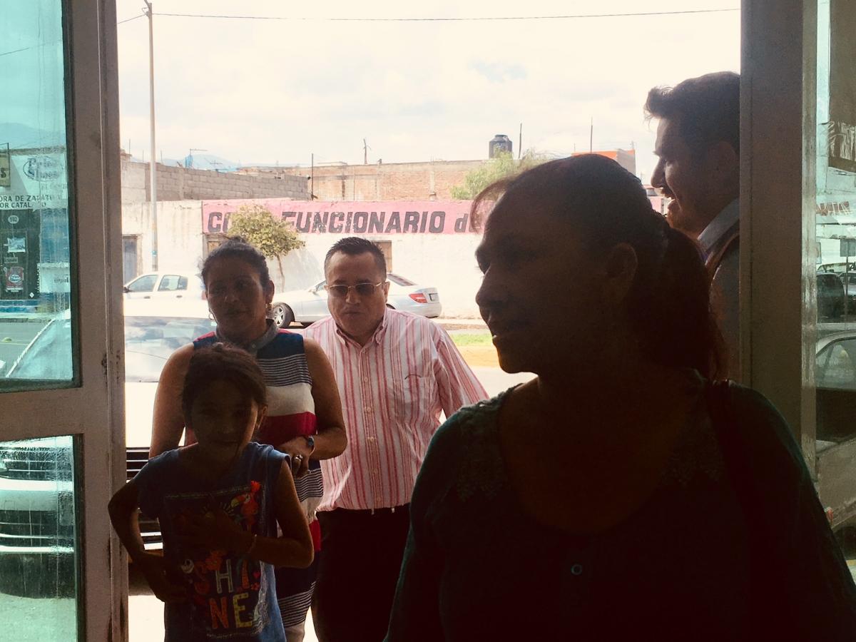 Denuncia PAN condicionamiento de programas en Ramos Arizpe
