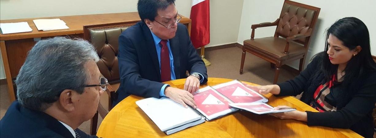 Fiscalía Anticorrupción llevará indagatoria por empresas fantasma