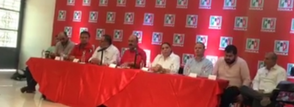 """""""Ya se veía venir la derrota"""": PRI"""