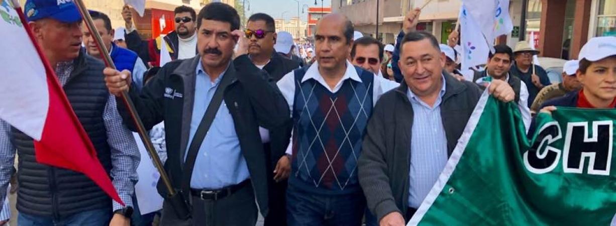 Vergüenza que nadie investigue a los Moreira: Corral