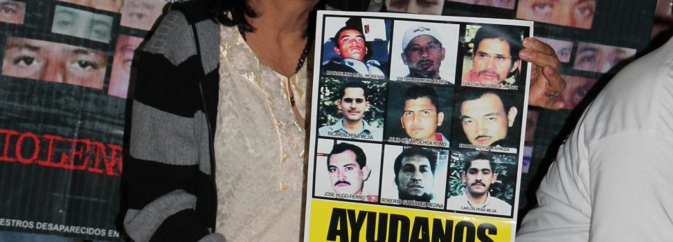 Reclama colectivo por diversidad de cifras sobre desapariciones