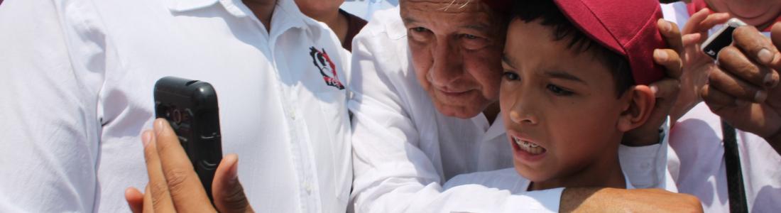 Desde Los Pinos van contra Morena: AMLO