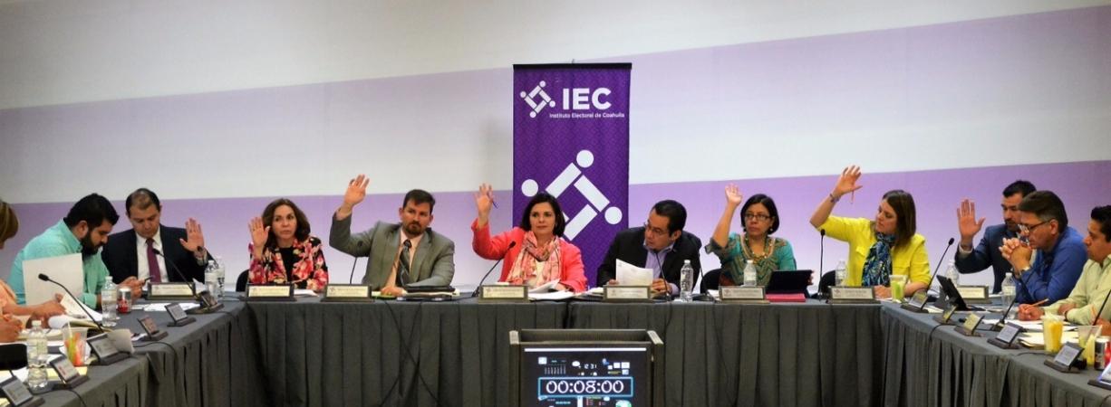 IEC imposibilitado para dar resultados rápido el 4 de junio
