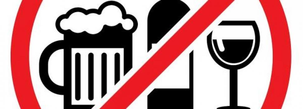 ANTE EL PROCESO ELECTORAL, NOTIFICAN LA PROHIBICIÓN DE VENTA DE BEBIDAS ALCOHÓLICAS.