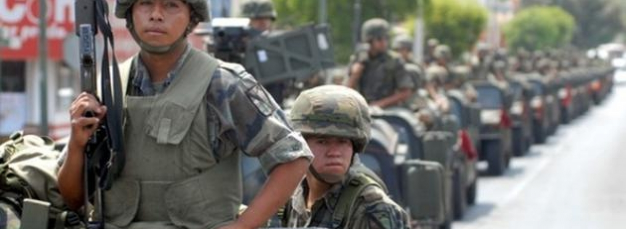 Regresa Ejército a las calles de Coahuila