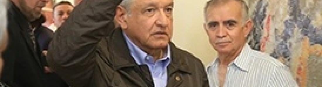 AMLO mantiene defensa a Napito