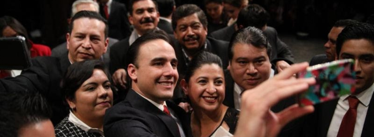 Promete Manolo Jiménez apoyos, pero desconoce situación financiera de Saltillo