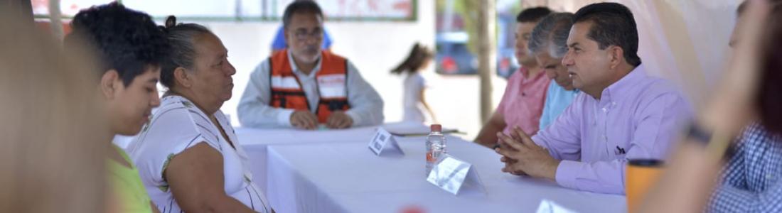 LLEVAN BRIGADA DE MIÉRCOLES CIUDADANO A LA COLONIA AEROPUERTO