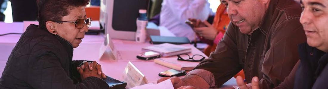 OFRECEN BRIGADA DE ATENCIÓN DE MIÉRCOLES CIUDADANO EN EL SECTOR INFONAVIT.