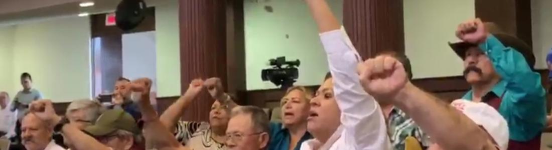 """Morenistas acusan de """"traidora"""" a diputada"""