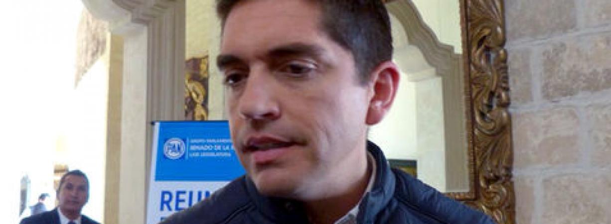Proceso interno del PAN está viciado; denuncia Luis Fernando Salazar