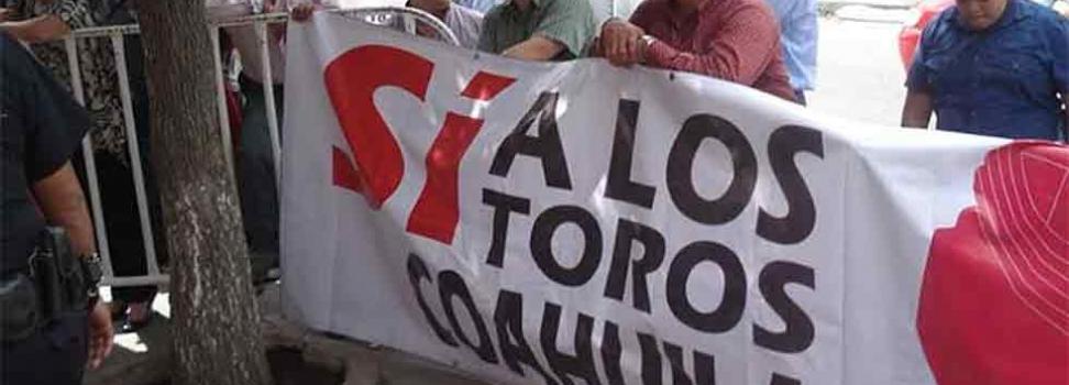 Morenistas contra morenistas por los toros