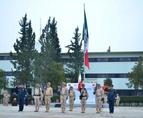 ASUME FUNCIONES NUEVO COMANDANTE DE LA GUARNICIÓN MILITAR.