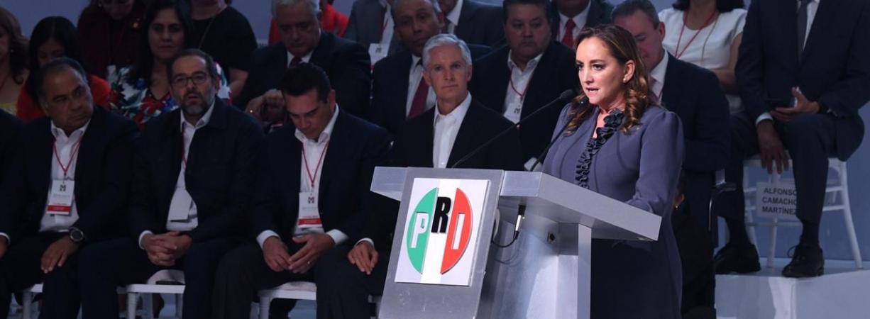 Costará 100 mdp proceso de renovación del PRI nacional