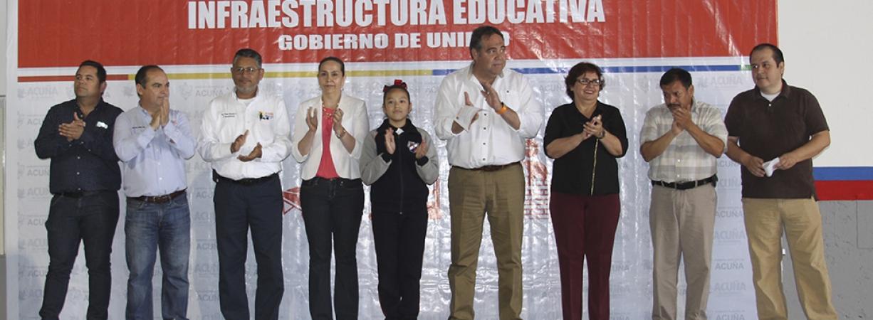 CON HECHOS CONCRETOS, CUMPLE LA ADMINISTRACIÓN MUNICIPAL CON LA NIÑEZ ACUÑENSE.
