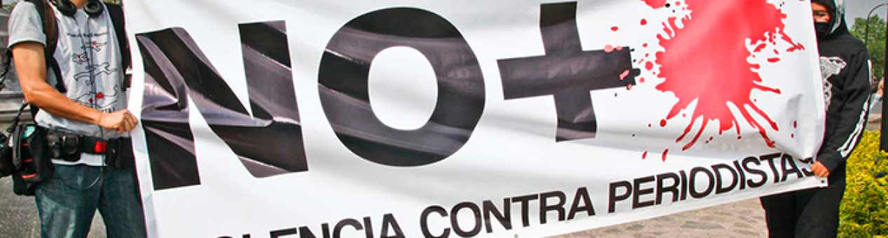 México y Guatemala con más periodistas asesinados en 2016