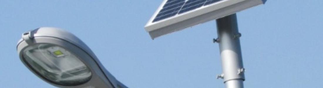 PROYECTAN ALUMBRAR LA CALLE GUERRERO CON ILUMINACIÓN LED Y ENERGÍA SOLAR.