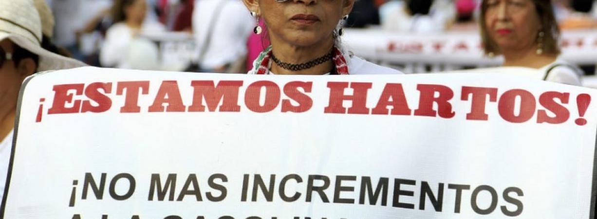 """""""México tendrá amargo 2017""""; la gente está harta, hay indignación y furia: Arquidiócesis"""
