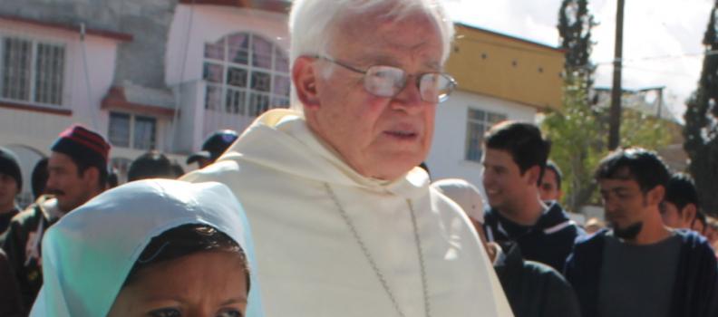 Impiden a obispo Raúl Vera atender a reos de penal en Saltillo