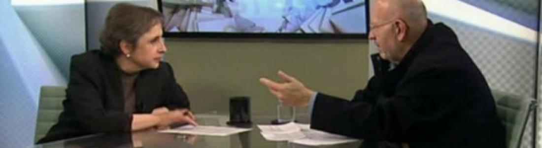 """López Mateos, Díaz Ordaz y Echeverría """"trabajaban para la CIA"""": Riva Palacio en CNN"""